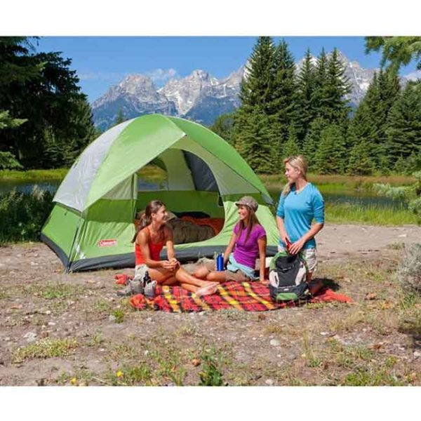 Family tents for rent