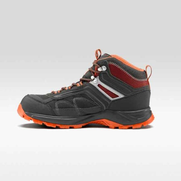 Decathlon trekking shoes for rent