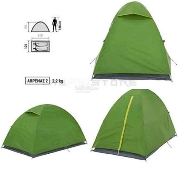 waterproof trekking tent rental