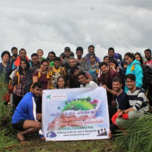 trekking event in Bangalore